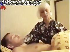 belle-mere et fils - video francais step mother