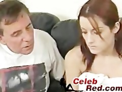 daddy gets caught sniffing panties by daughters