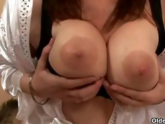 hot mother i with large tits receives fucked