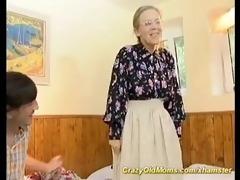 mommys bushy arse exploaded by juvenile knob