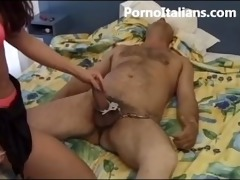 mother i fetish italiana cera calda sul cazzo -