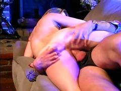 sexy chick copulates her mommys boyfriend (clip)