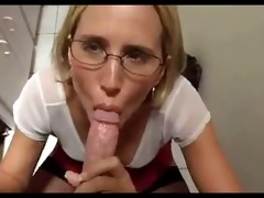 cougar head #29 a obedient wife clothed as a