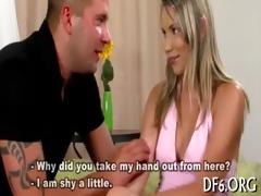 sly stag seduces a virgin