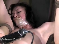 18 year old cums in slavery