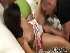 virgin bitch licked& fucked