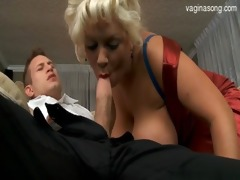 natural tits daughter gagging