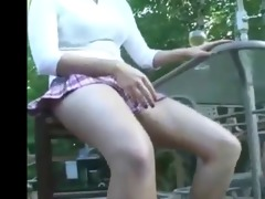 youthful princess use old female feet villein