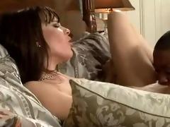 dark mature woman bonks younger girl...f70