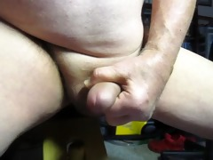 68 yrold grandpa #158 mature cum close closeup