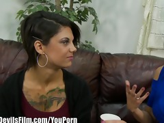 devilsfilm mom shows bonnie rotten how to penis