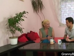 lonely granny is picked up and screwed by horny