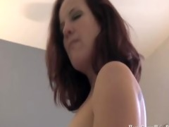 discharge that is cum all over my shaggy cougar