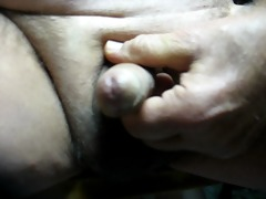 67 yr old grandpa close cum #97 spunk fountain