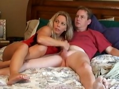 amber riding and wanking
