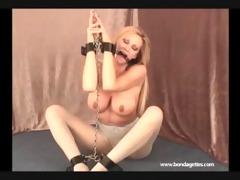 erotic slavery and ballgagged domination of