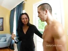 jizz on asian milf slit asian oral-service