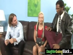 my daughter gets drilled by monster dark chap 9