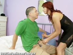 nikki hunter receives screwed by her step son