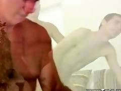 naked boyz brett anderson is one fortunate daddy,