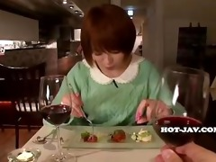 japanese angels drilled nice young sister at