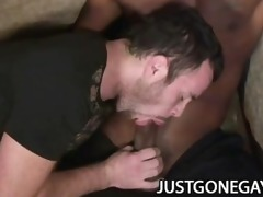 billy long and ryan starr: black cock dominating