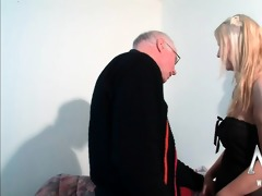 horny grandpa loves fucking a busty legal age