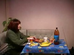amateur russian aged mother and her bf