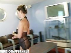 big-tit milf gets revenge on her spouse &