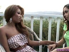 interracial step sister teen lesbos
