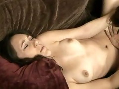 aged woman seduces younger girl...f70