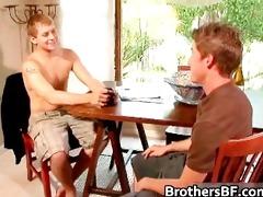 brothers hawt boyfriend gets cock sucked part5