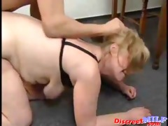 skinny russian fucking aged police woman