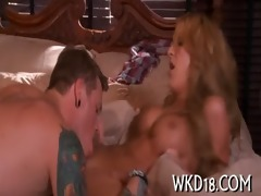 luscious love tunnel is pounded