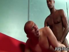 muscle dude antonio moreno wants a black cock in