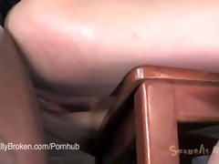 18 year olds first face fuck!