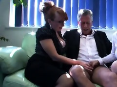 sph femdom babes jerk off tiny cock