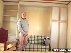 husband fucks wife with papy