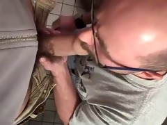 daddy knows how to suck a dick