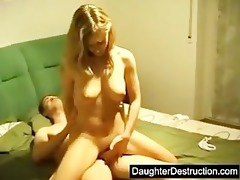 juvenile teen roughly drilled hard