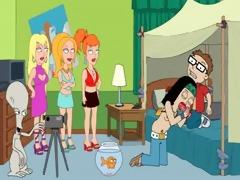 american daddy cartoon porn