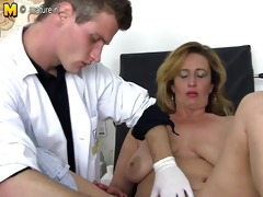 nasty mother fucking and sucking young doctor