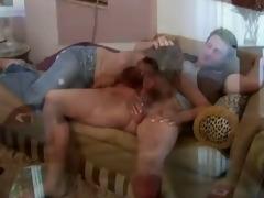 hawt redhead older seduces her daughters boyfriend