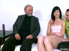 alisa receives to learn how top suck cock