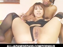 two concupiscent chaps ass toy sexy mei amasakis