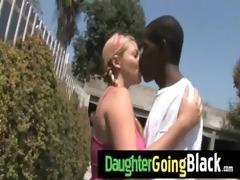 sexy daughter wang suck and interracial fuck 19