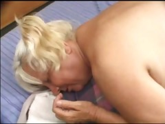 golden-haired granny fuck with juvenile
