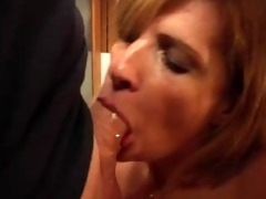 french milf orphea fucked in the bathroom