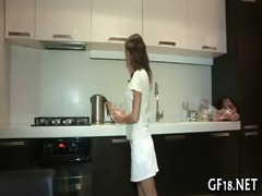 she is plays with big dick of guy