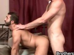 brothers sexy boyfriend gets weenie sucked part2